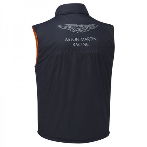 bodywarmer aston martin collection officielle aston martin racing. Black Bedroom Furniture Sets. Home Design Ideas