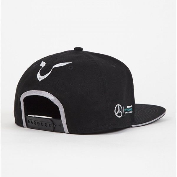 casquette officielle lewis hamilton mercedes amg petronas f1 team. Black Bedroom Furniture Sets. Home Design Ideas