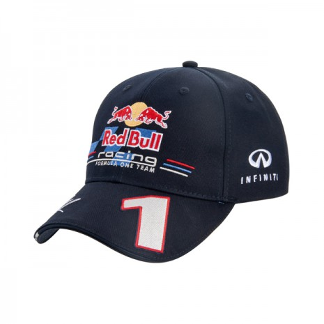 casquette enfant red bull vettel. Black Bedroom Furniture Sets. Home Design Ideas