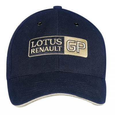 casquette lotus renault gp. Black Bedroom Furniture Sets. Home Design Ideas