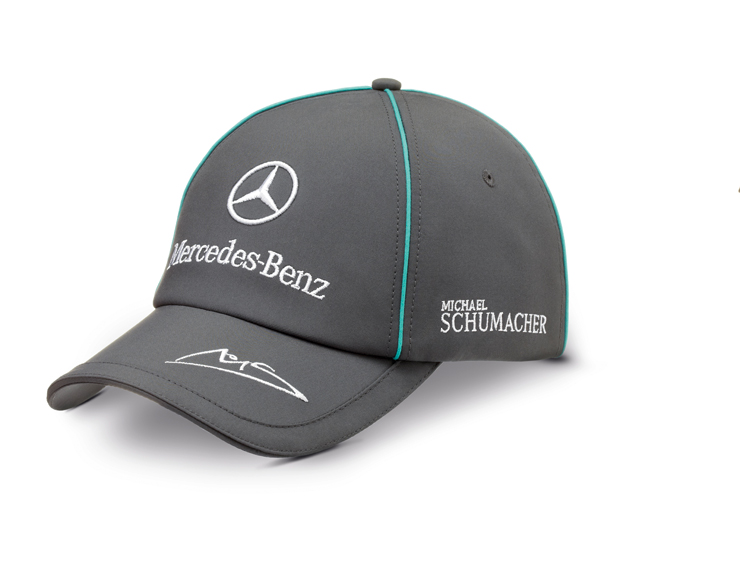 casquette mercedes gp schumacher. Black Bedroom Furniture Sets. Home Design Ideas