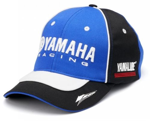 casquette yamaha racing pour enfant collection officielle yamaha. Black Bedroom Furniture Sets. Home Design Ideas