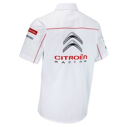 chemise citroen racing replica wrc. Black Bedroom Furniture Sets. Home Design Ideas