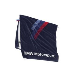 Serviette de toilette BMW Motorsport