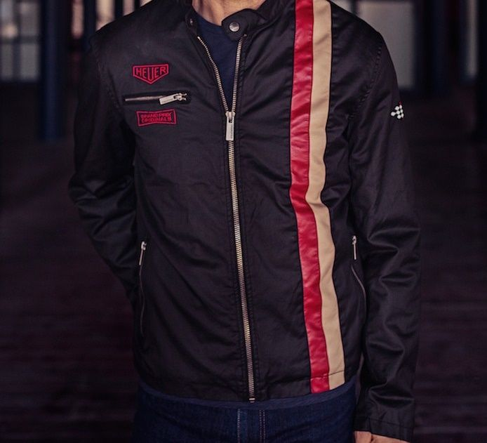 Replica La Originals Homme Collection De Grandprix Heuer Pour Blouson UpHngOqU