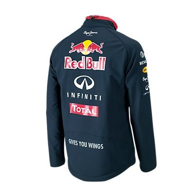 softshell infiniti red bull racing. Black Bedroom Furniture Sets. Home Design Ideas