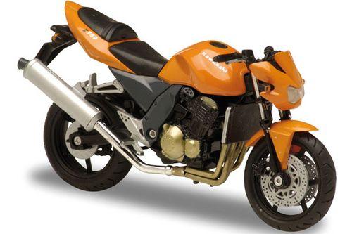 moto kawasaki maquette