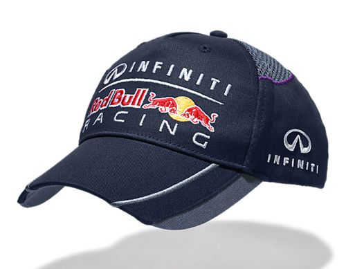casquette infiniti red bull adulte collection red bull racing. Black Bedroom Furniture Sets. Home Design Ideas