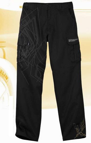 renault sport pantalon renault sport v tements. Black Bedroom Furniture Sets. Home Design Ideas