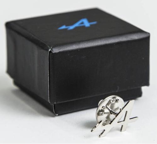 Pin U0026 39 S Alpine En Laiton Issu De La Collection Officielle Alpine
