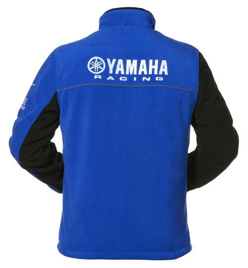 polaire yamaha racing pour homme de la collection. Black Bedroom Furniture Sets. Home Design Ideas
