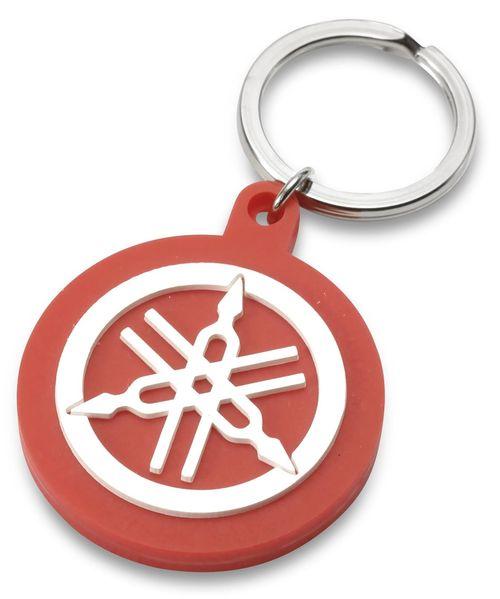 Porte cl s yamaha diapason rouge collection officielle yamaha for Porte clef yamaha