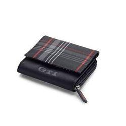 portefeuille et porte monnaie vw gti collection officielle volkswagen. Black Bedroom Furniture Sets. Home Design Ideas