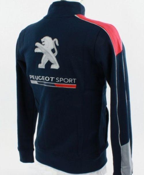 Sweat Peugeot Sport Replica De La Collection Officielle