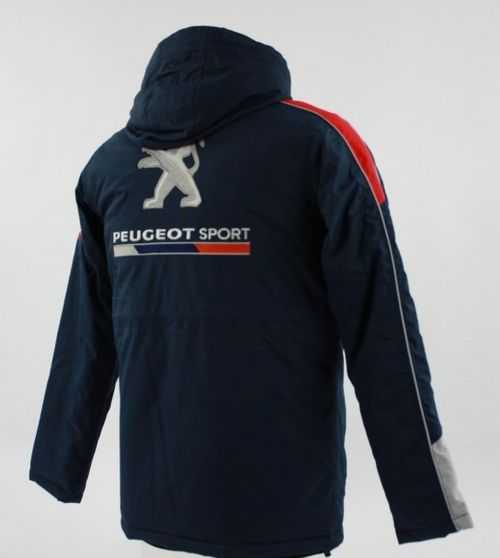 parka peugeot sport de la collection officielle peugeot sport