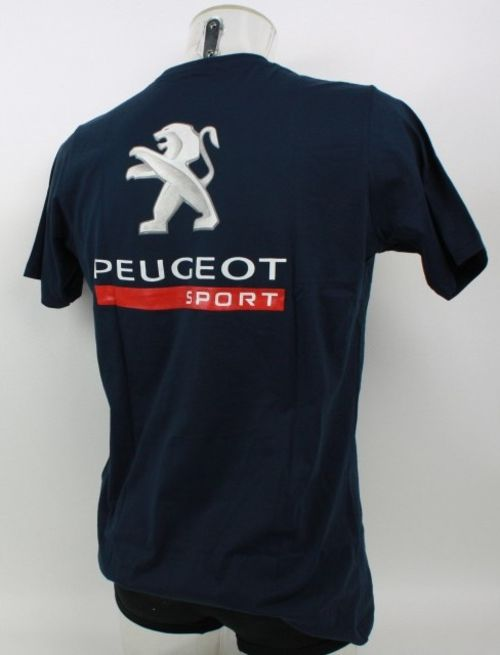 t shirt peugeot sport replica. Black Bedroom Furniture Sets. Home Design Ideas