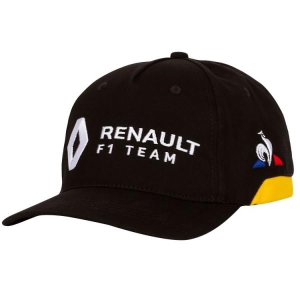 grossiste 7c4ef 95566 Casquette RENAULT F1 Le Coq Sportif de la Collection Officielle Renault