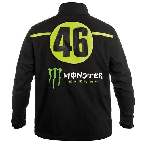 softshell replica monster valentino rossi 46 collection officielle vr46. Black Bedroom Furniture Sets. Home Design Ideas