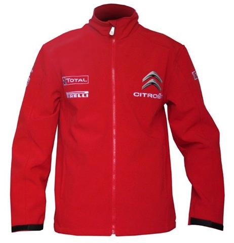 Soft Shell CITROEN Racing
