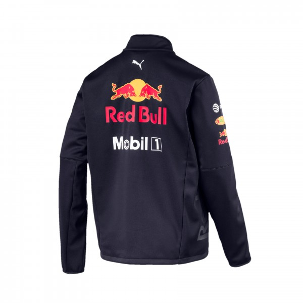 softshell red bull puma pour homme collection officielle red bull racing. Black Bedroom Furniture Sets. Home Design Ideas