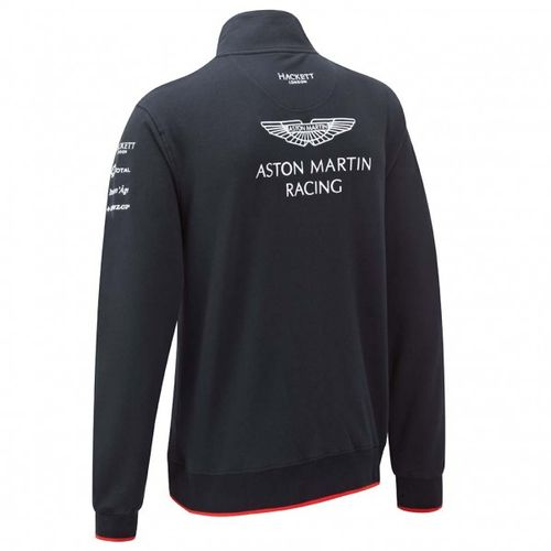 sweat aston martin team de la collection officielle aston martin. Black Bedroom Furniture Sets. Home Design Ideas