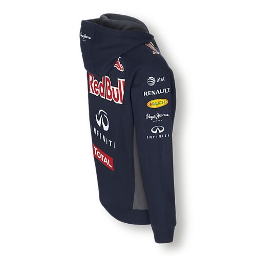 sweatshirt infiniti red bull collection officielle red bull racing. Black Bedroom Furniture Sets. Home Design Ideas