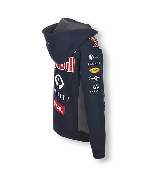 sweatshirt enfant red bull collection officielle red bull racing. Black Bedroom Furniture Sets. Home Design Ideas