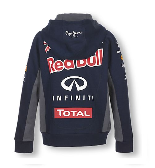 Sweatshirt Enfant RED BULL Collection Officielle