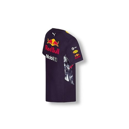 db7a5e1a00f4e T-Shirt Enfant RED BULL Collection Officielle Red Bull Racing Puma