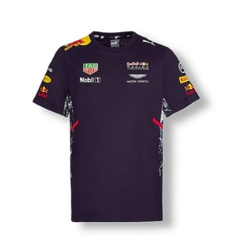 t shirt enfant red bull collection officielle red bull racing puma. Black Bedroom Furniture Sets. Home Design Ideas