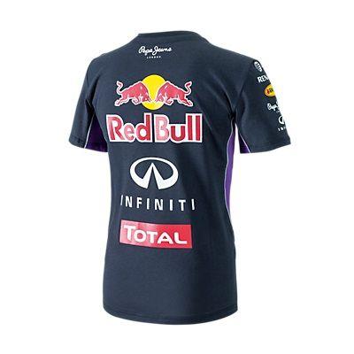 T shirt red bull enfant for Red bull logo shirt