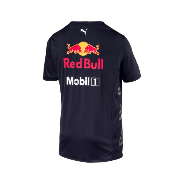 tee shirt red bull homme de la collection officielle red bull puma. Black Bedroom Furniture Sets. Home Design Ideas