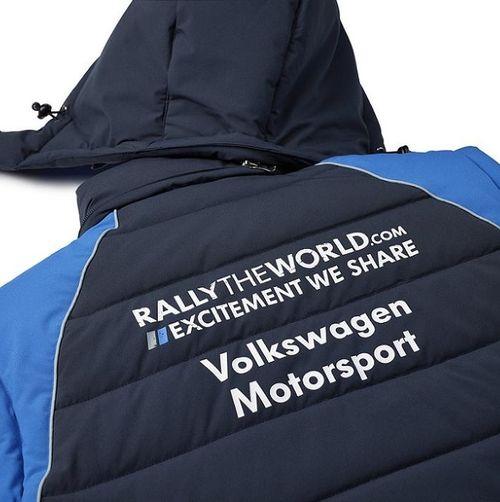 Volkswagen Motorsport Veste Softshell pour Homme